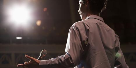 No Fear Presentations: A Guide to Public Speaking | Minimum de Présence Garanti | Scoop.it