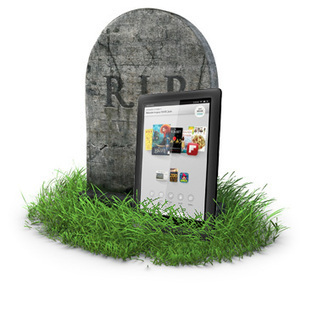 Barnes & Noble Drops Nook Ebook Reader - The Mac Observer | Ebook and Publishing | Scoop.it