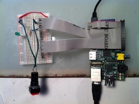 MAKE | How-To: GPIO on Raspberry Pi | Raspberry Pi | Scoop.it
