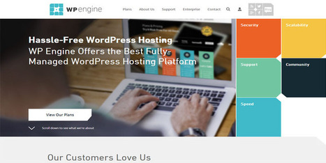 Wpengine Hosting Recommended By Wpdil.com - Wpdil | wordpress news,themes & tutorial | Scoop.it