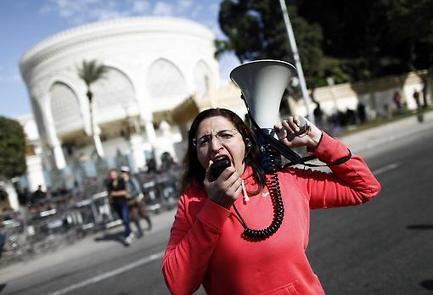 With Tasers and placards, the women of Egypt are fighting back against sexism | Égypt-actus | Scoop.it