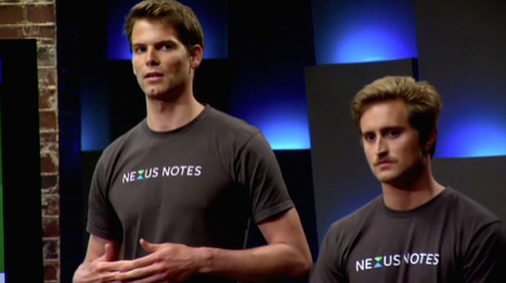 'Yep, that was us' -- What Australian startup Nexus Notes learned after being eaten alive on Shark Tank this week | For reading | Scoop.it