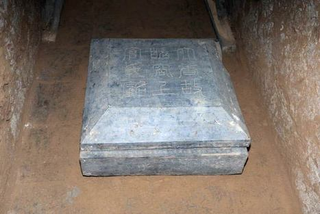 Archaeologists find tomb of ancient Chinese female 'prime minister' Shangguan Wan'er | Art Daily | Kiosque du monde : Asie | Scoop.it