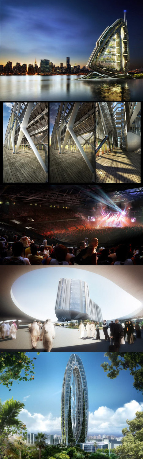 Portfolio : FRAME.images (architecture) | Infographie 3D | Scoop.it