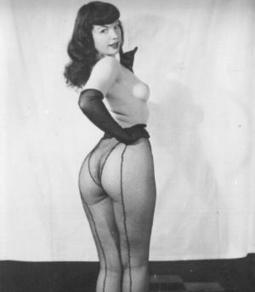 Bettie Page Nudes Gallery 6 | Rockabilly | Scoop.it