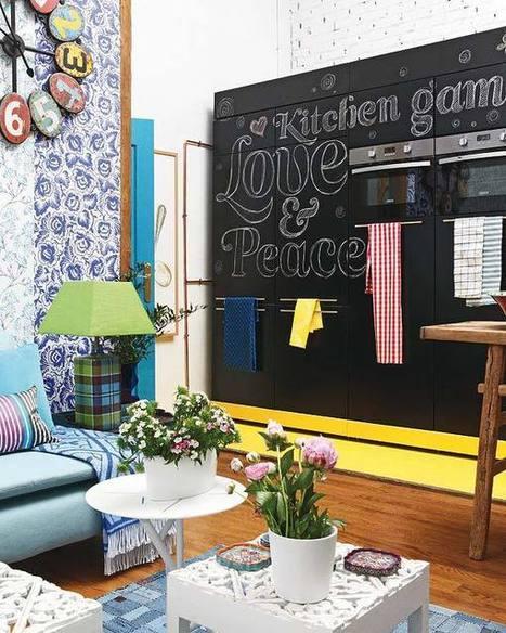 Un loft dans 48m² | | PLANETE DECO a homes worldPLANETE DECO a homes world | Aménagement et décoration | Scoop.it