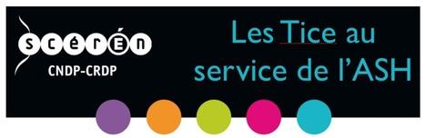 Les Tice au service de l'ASH | TICE et enfants à besoins particuliers | Scoop.it
