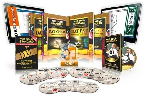 DAT Prep Review Course: Home Study and Online   DAT Prep   Scoop.it