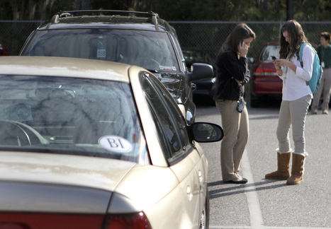 Beaufort texting ban for drivers starts Saturday - Hilton Head Island Packet | Texting while driving | Scoop.it