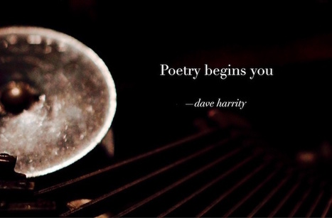2017 Poetry at Work Day Poster - | Poets & Writers: Tips, Prompts, and Inspiration | Scoop.it