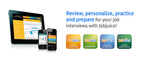 Jobjuice   MBA Reference & Job Interview Prep Tools   Apps for Business English   Scoop.it