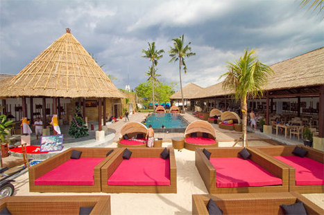 Lembongan Beach Club & Resort | Nusa Lembongan Hotels | Vacation | Scoop.it