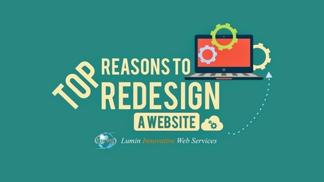 Reasons to Redesign a Website | LIVWS- Web Designing and Development Services,SEO Company in India | Web Designing & Development | Scoop.it