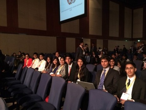 Inventure Students attended HMUN 2014! | School | Scoop.it