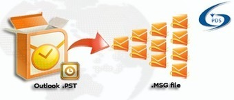 Convert Outlook to MSG Format via PST to MSG Converter Software | Perfect Data Solutions | Scoop.it