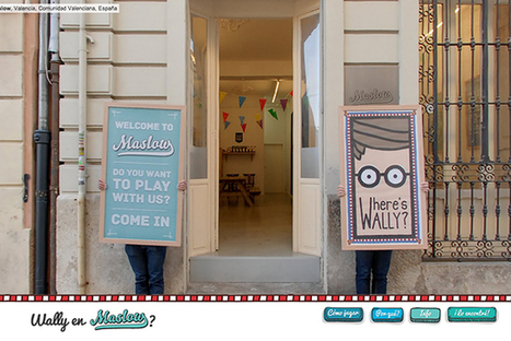 Une agence vous met au défi de trouver Charlie dans ses locaux avec Google Street View ! | Wine, Life & Geek - entre Bordeaux & Toulouse | Scoop.it
