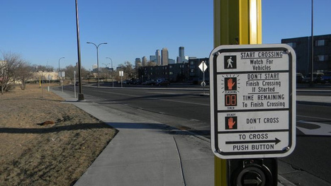 """Why Do Pedestrians Have to Press """"""""Beg Buttons"""" to Cross the Street? - Gizmodo 