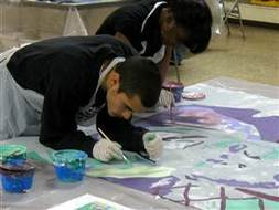 Turning graffiti into a public art education program - Video on TODAY.com | Education Tech & Tools | Scoop.it