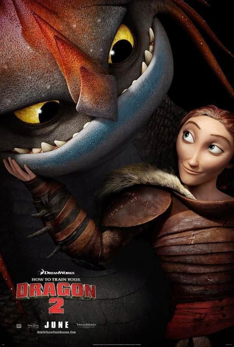 Watch How To Train Your Dragon 2 Online Free | Watch or Download Upcoming  Popular Films 2014 | Scoop.it