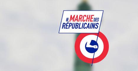 « Marche des républicains », quand l'antiracisme aseptisé recrute des MJS aux Jeunes Pop - Politis | Anti-impérialisme, post-colonialisme | Scoop.it