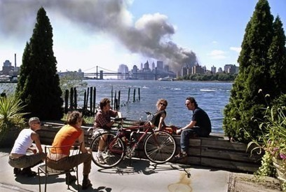 I took that 9/11 photo Frank Rich wrote about. | Media Unit 1: Representations | Scoop.it
