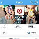 Target leads mass merchants in driving holiday strategy via Twitter - Mobile Commerce Daily - Mobile Marketer - Commerce | Mobile Marketing | Scoop.it