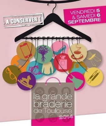 La Grande Braderie de Toulouse est de retour | Toulouse La Ville Rose | Scoop.it