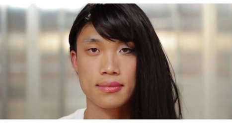 You Must See These Men Try on Makeup, Realize What Women Go Through ... - Cosmopolitan | I Love Makeup | Scoop.it