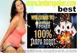 Lenterapoker.com Agen Poker dan Domino Online Terpercaya Indonesia « BLog Situs Poker Online | CMCPoker.com Agen Judi Poker Online, Agen Judi Domino Online Indonesia Terpercaya | Scoop.it