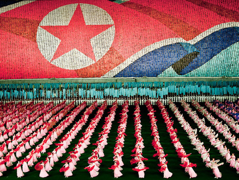 "The North Korean Mass Games Performed by 100,000 People | Colossal | ""Cameras, Camcorders, Pictures, HDR, Gadgets, Films, Movies, Landscapes"" 