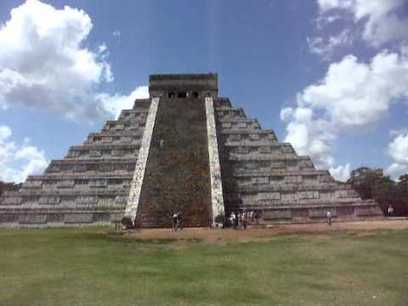 Here's How This Ancient Mayan Pyramid Makes Bird Calls | Strange days indeed... | Scoop.it