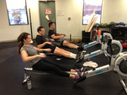 Top 10 Reasons Erging is Better Than Training Outside in the Winter ... | Indoor Rowing | Scoop.it