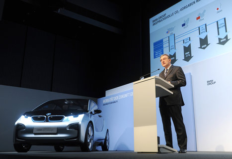 BMW Chief Faces Big Test of His Strategy - New York Times | Test pour bien tester | Scoop.it