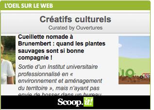 "Notre revue de presse ""Créatifs culturels"" disparaît  :-( | Créatifs culturels | Scoop.it"