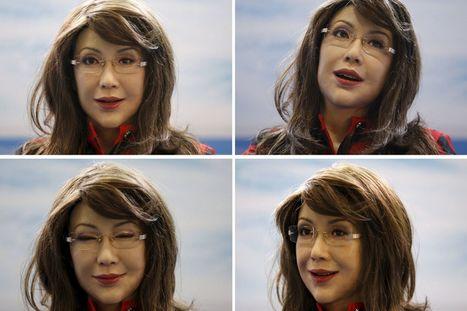 Yangyang : cette humanoïde est flippante et ce n'est que le début | Seniors | Scoop.it
