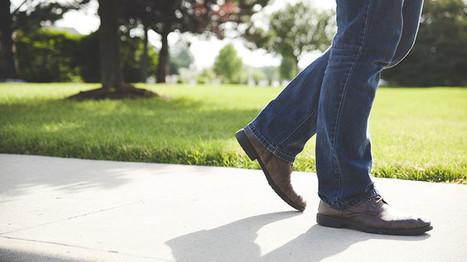 Una caminata diaria podría prolongarte la vida | GrandesMedios.com | Salud Publica | Scoop.it