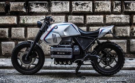 Shaka Garage Silver Gills | Custom bikes and Specials | Scoop.it