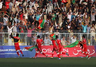 Afghanistan Defeats Pakistan 3-0 in Kabul Friendly Match | U.S. - Afghanistan Partnership | Scoop.it