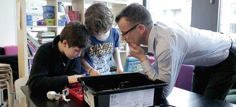 Série 'Destino: Educação' apresenta a Steve Jobs School, na Holanda | Edutenimento | Scoop.it