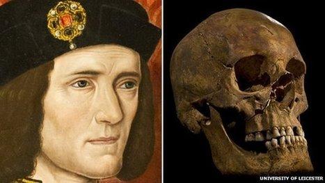 Richard III DNA: Infidelity surprise | The Historian's Point of View | Scoop.it