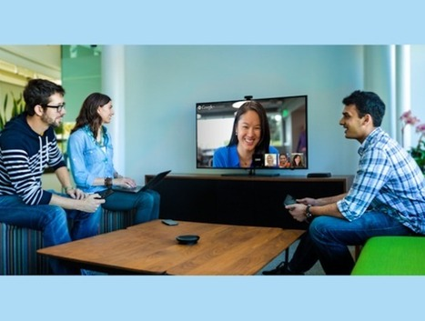 Google Aims to Simplify Video Conferences With Chromebox for Meetings | Research Capacity-Building in Africa | Scoop.it