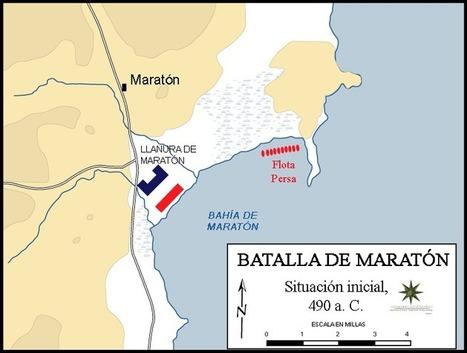 Areté Clásica: LA BATALLA DE MARATÓN | Mitología | Scoop.it