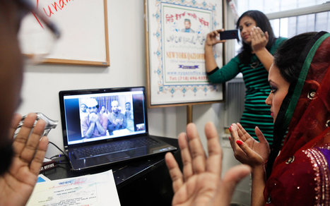 Internet Marriages on Rise in Some Immigrant Communities | It's Show Prep for Radio | Scoop.it