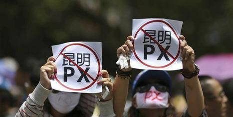 Pékin annule un projet nucléaire après des manifestations   Tout est relatant   Scoop.it