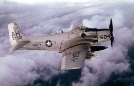 Divers Find Wreckage Of Korean War-Era Skyraider - AVweb flash Article | ScubaObsessed | Scoop.it
