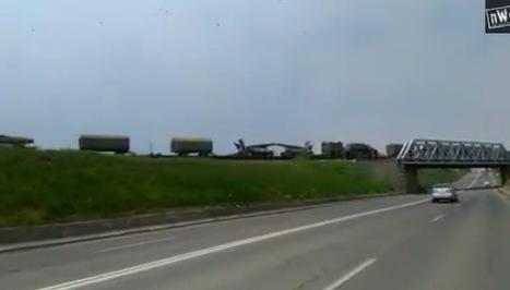Romanian military units moving towards Ukrainian border - The Voice of Russia   Romania EDP   Scoop.it