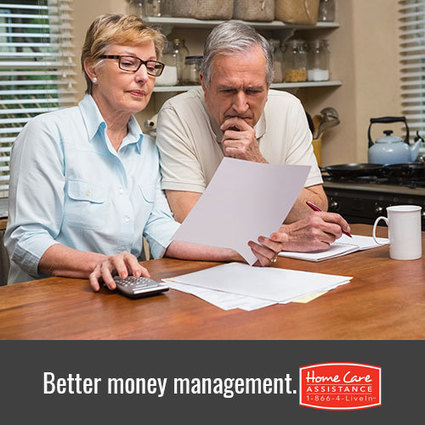 Why it's Important for seniors to Understand Finances? | Home Care Assistance of Tampa Bay | Scoop.it