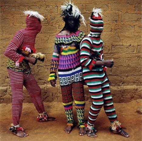 The Astonishing Artistry and Aesthetics of African Masking | Afrodizziak | Scoop.it