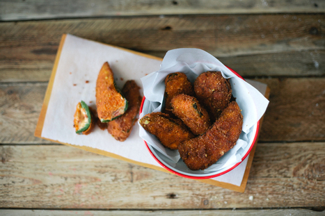 How to Make Cheeto-Crusted Jalapeño Poppers | Food And Cook | Scoop.it