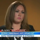 Shellie Zimmerman Reveals She Had Left George The Night Before the Shooting | Upsetment | Scoop.it